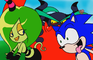 Sonic Meets the Deadly Six