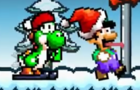Luigi Gets His Tongue Stuck On a Pole