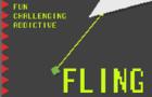 Fling Trailer - Platforming with Grappling Hook (Indie Web Game)
