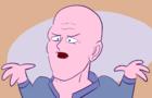 Bill Burr Animated - Room Service