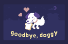 goodbye, doggy