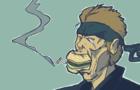 Metal Gear Burger