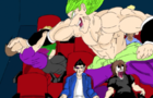 Broly Interrupts His own Movie