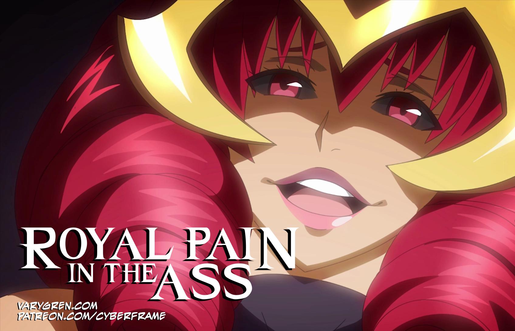 Aehentai vaygren: royal pain in the ass