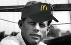JFK works at mcdonalds