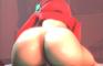 Red shygal alone