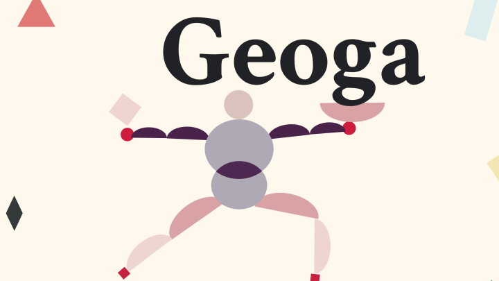 Geoga(Webcam+chrome browser)