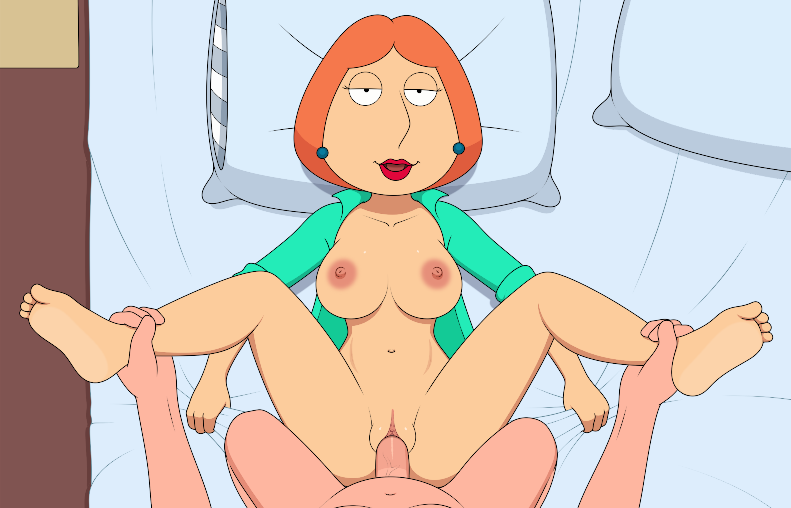 Lois griffin naked with dick