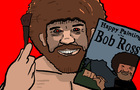 Bob Ross Prevents WW2 By Teaching Hitler How To Paint