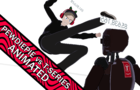 Pewdiepie vs T-Series Animated
