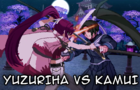 XVX Animation | Kamui vs Yuzuriha