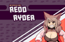 Meet Redd Ryder : Spooky Starlets