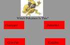 Pokemon Quiz Game