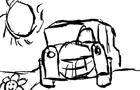 Happy little car loop