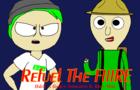 Refuel the FIIIRE - Baldi's Basics Animation ft. Bijuu Mike