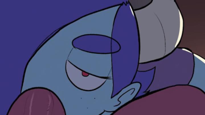 Animation blowjob Cartoon blowjob