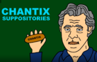 Ray Liotta tries Chantix Suppositories