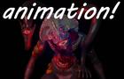Glutton spirit - test animation