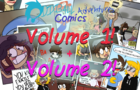 OddBall Adventures Comics: Volume 1-2!