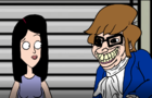 A regrettable Austin Powers Cartoon