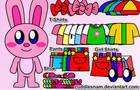 Bunny Kirby Dress Up