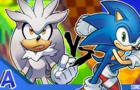 Sonic vs Silver