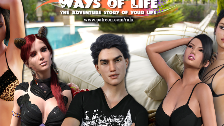 Ways Of Life Adult Game