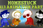 Homestuck 413 Animation Party
