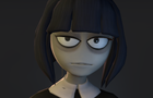 Fourth Place: Creepy Susie
