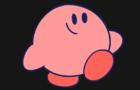 Kirby Walk Cycle