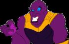 Animation Test: Thanos