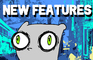 New Features : Foamy The Squirrel