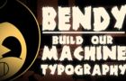 Build Our Machine Kinetic Typography