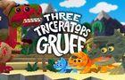 Three Triceratops Gruff