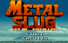 Metal Slug Scene Creator Beta v0.1