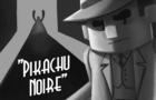 Pikachu Noire