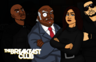Uncle Ruckus LAST INTERVIEW on the BreakFast Club   Animated