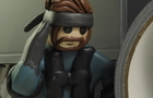 Solid Snake is DUMMY THICC