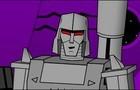 Megatron recruits The Galacticas (original Megatron voice actor)