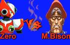 Zero vs M.Bison