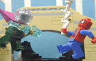 Spider-Man Confronts Mysterio