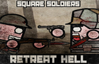 "Square Soldiers ""Retreat Hell"" WW1 Marines in Belleau Wood"