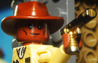Old Town Road but lego