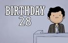 Birthday 28