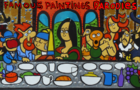 Famous Paintings Parodies 11