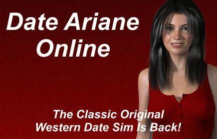 Dating games zoals Ariane