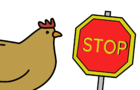 Why the chicken crossed the road? a joke finally explained