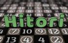 Hitori puzzle logic numbers game