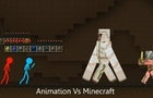 Animation Vs Minecraft shorts - Ep1 [ The Beginning ]