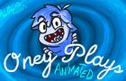 Oney Plays Animated: Oney vs Jason